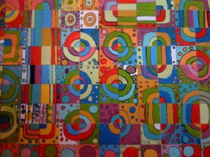 stack box close up