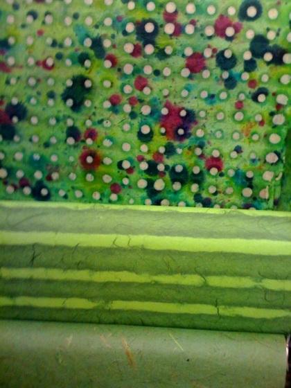 fav green paper